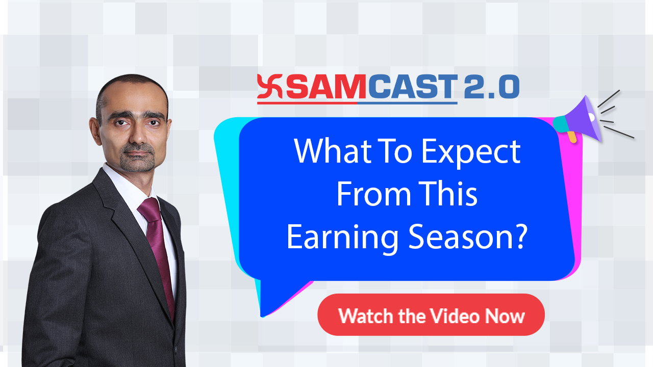 What to Expect From this Earning Season? | Mr. Umesh Mehta | Sam Cast 2.0 | Samco |