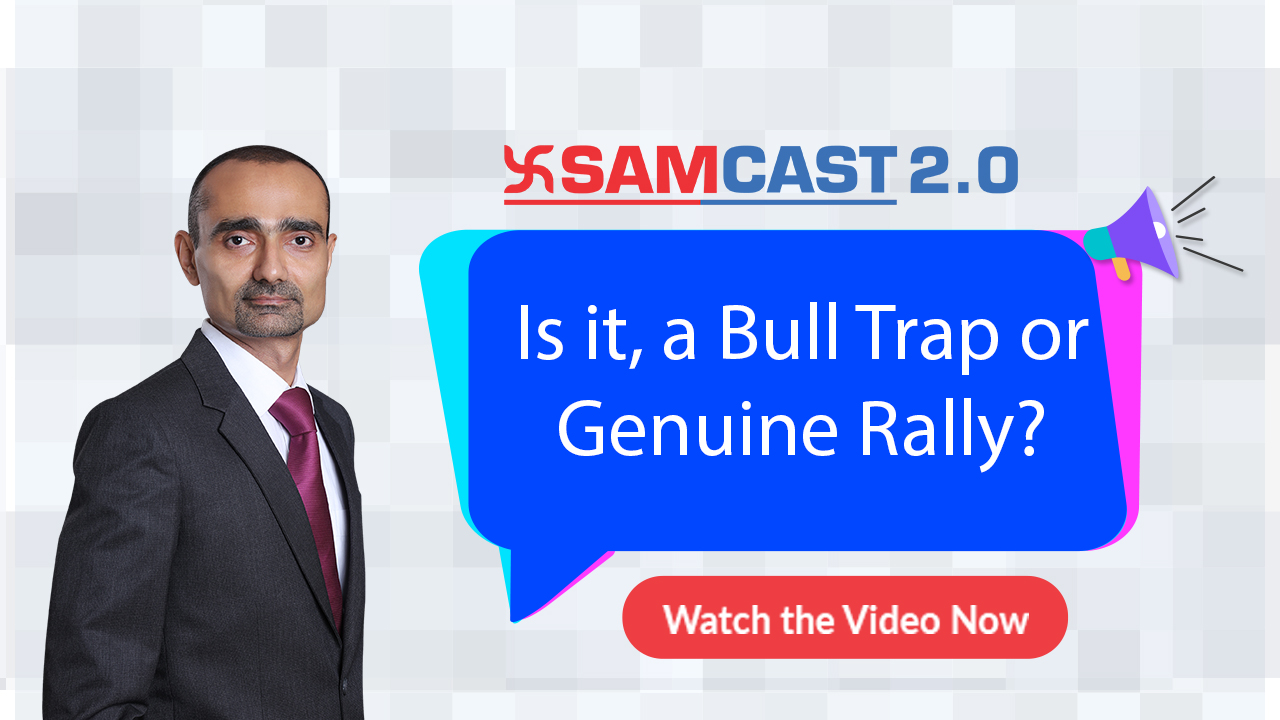 Is it, a Bull Trap or Genuine Rally? | Mr. Umesh Mehta | Market Outlook | SAMCO