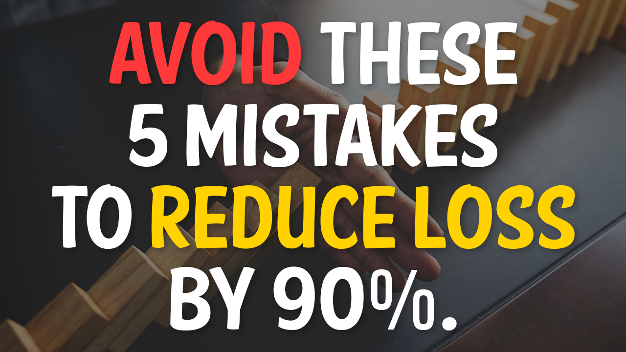 These 5 Rules Can Reduce Your Losses By 90% | By Mr.Umesh Mehta | SAMCO