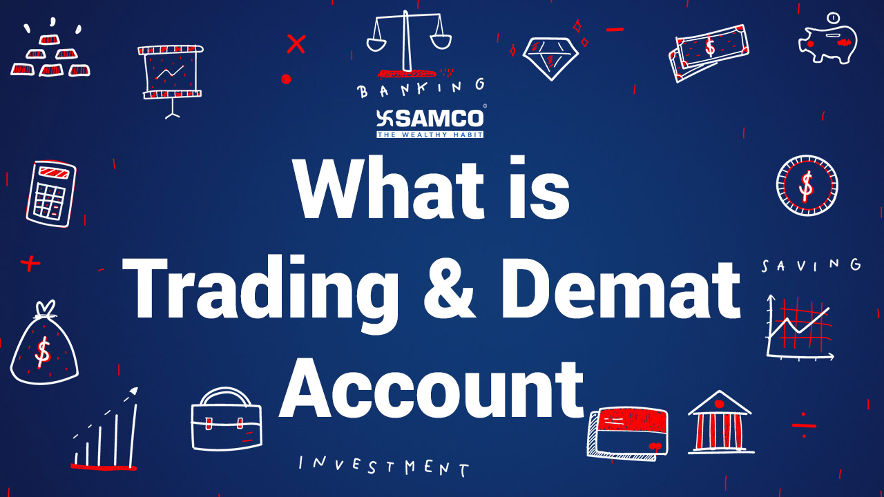 What is Demat & Trading Account and Difference Between Trading & Demat Account in Hindi