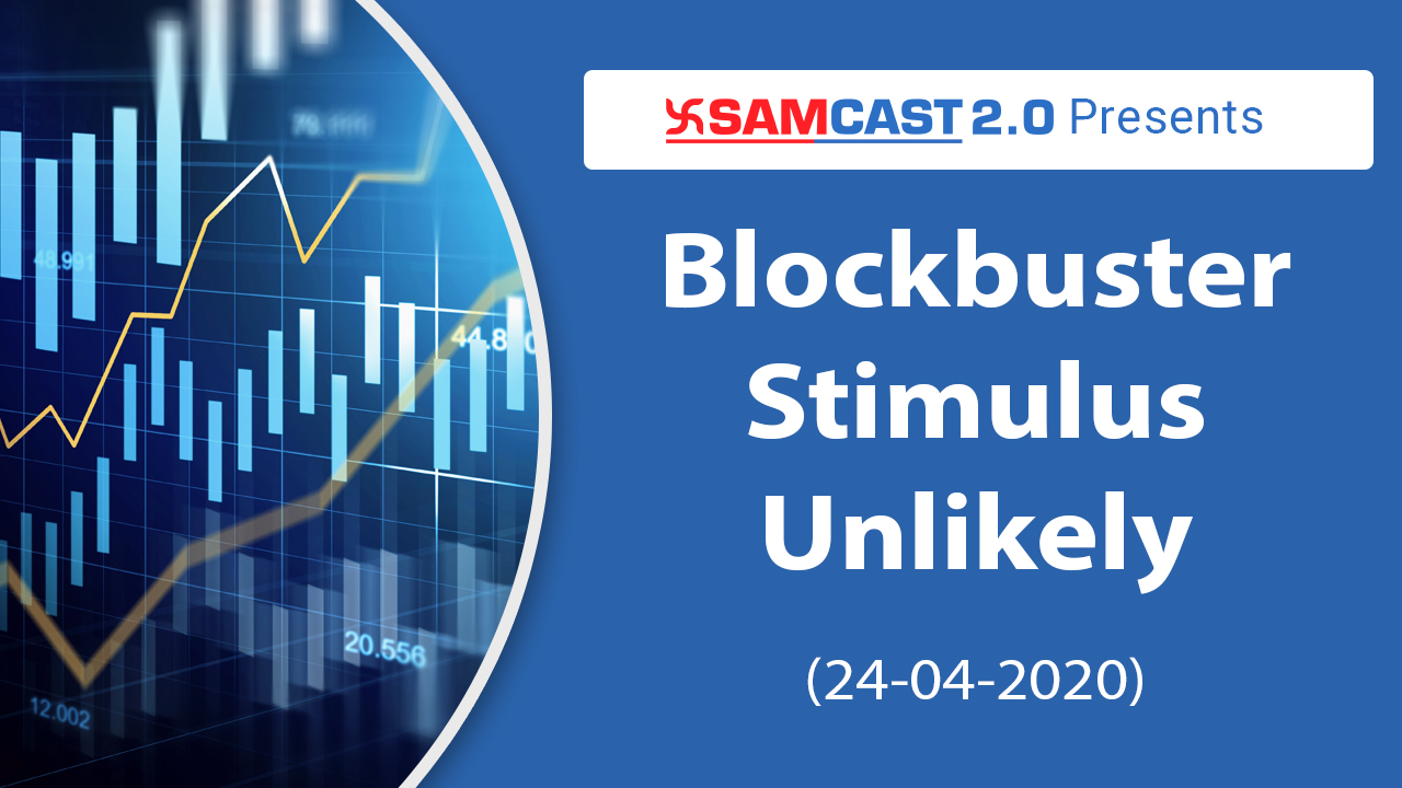 Blockbuster Stimulus Unlikely