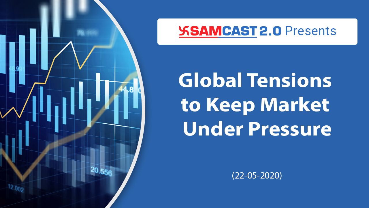 Global Tensions to Keep Market Under Pressure | Important Announcement
