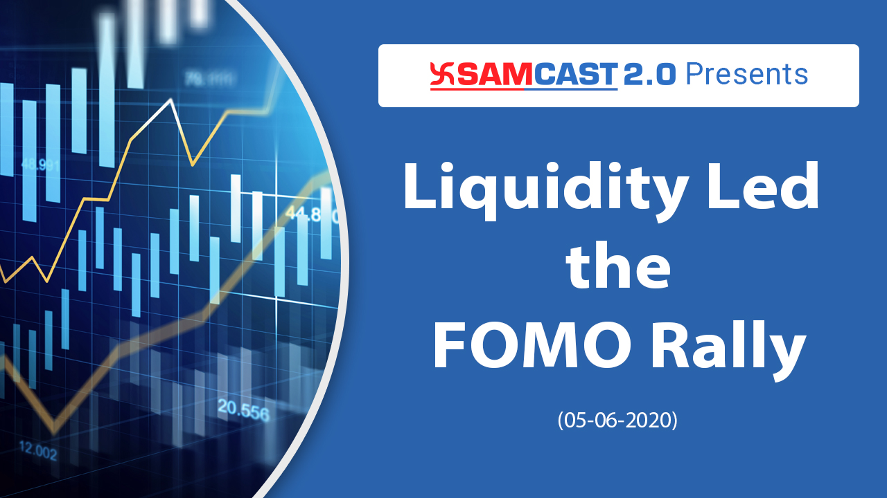 Liquidity Led the FOMO Rally