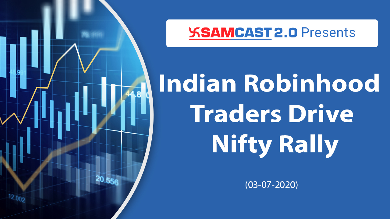 Indian Robinhood Trader's Drive Nifty Rally