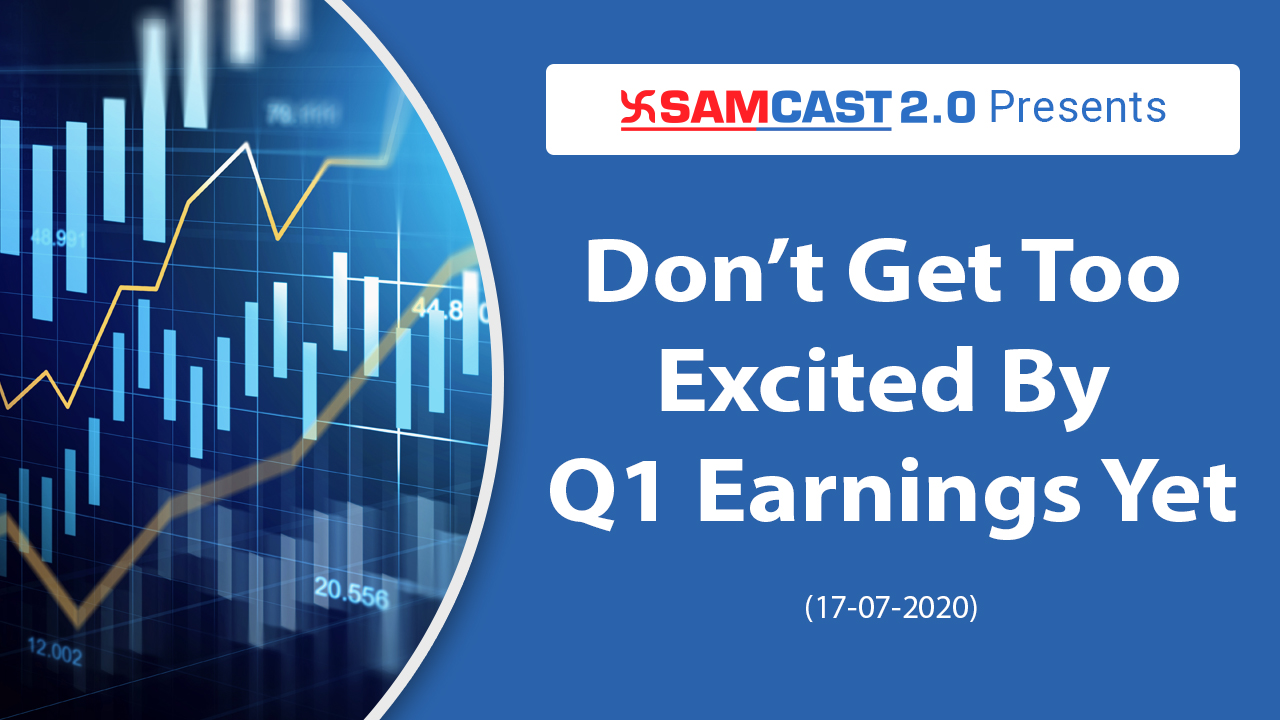 Don't Get Too Excited By Q1 Earnings Yet