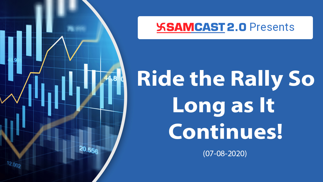 Ride the Rally So Long as It Continues