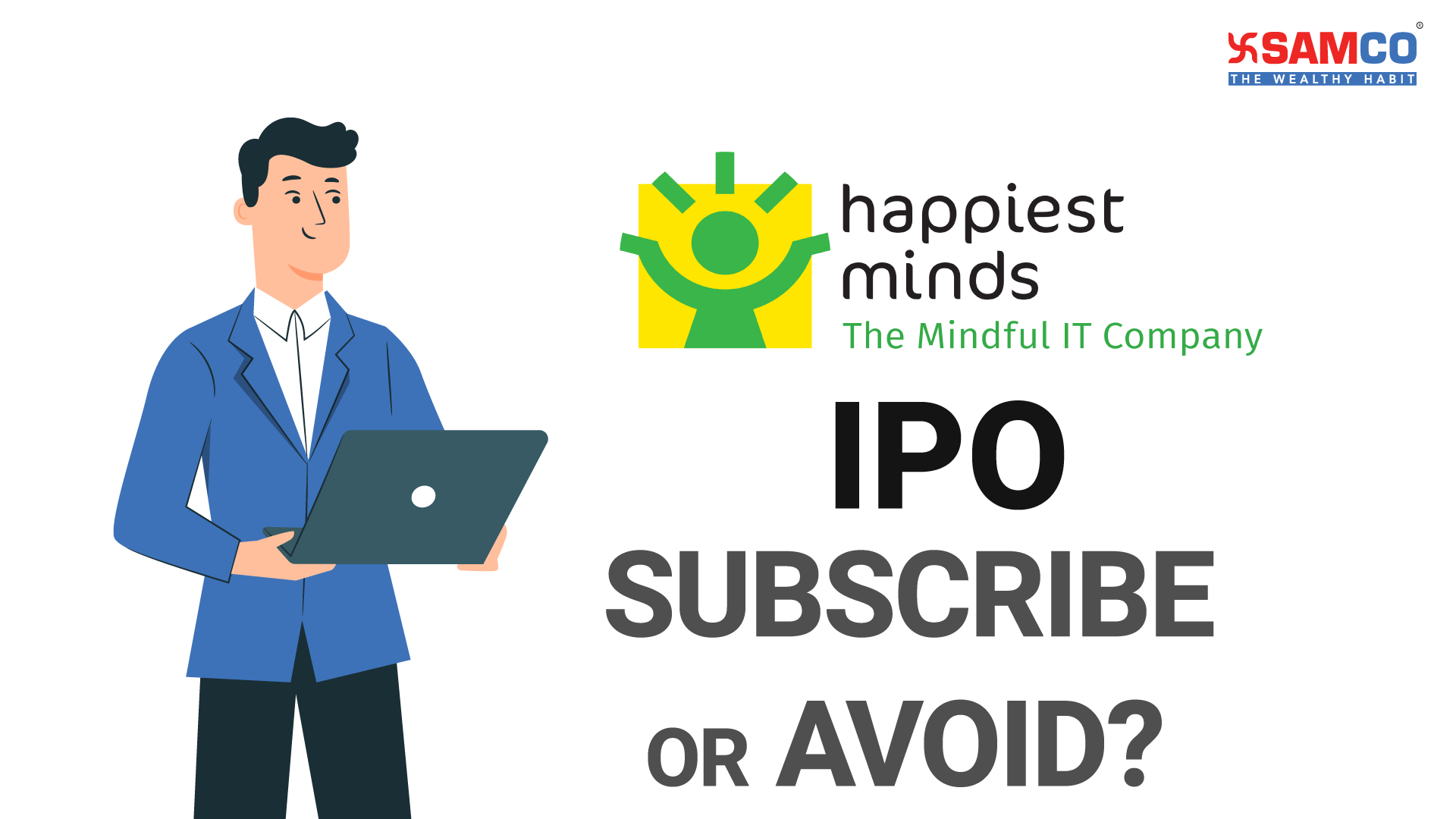 Happiest Minds Technologies IPO Review