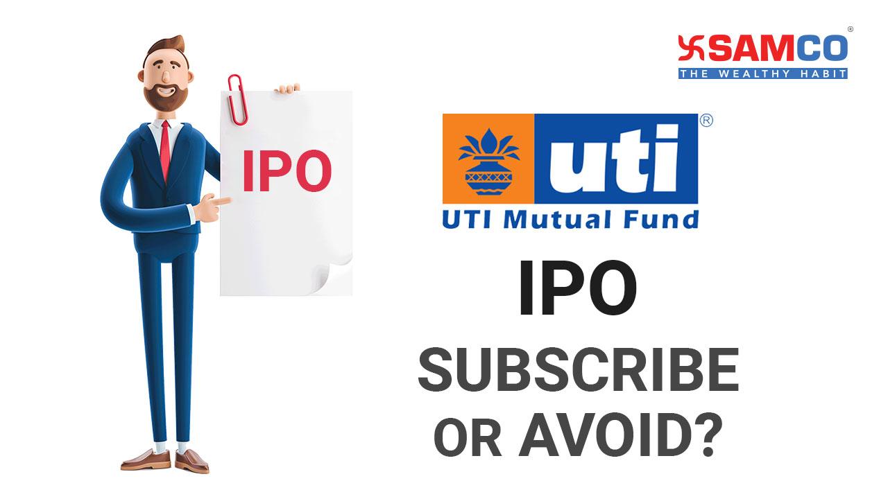 UTI AMC IPO Review