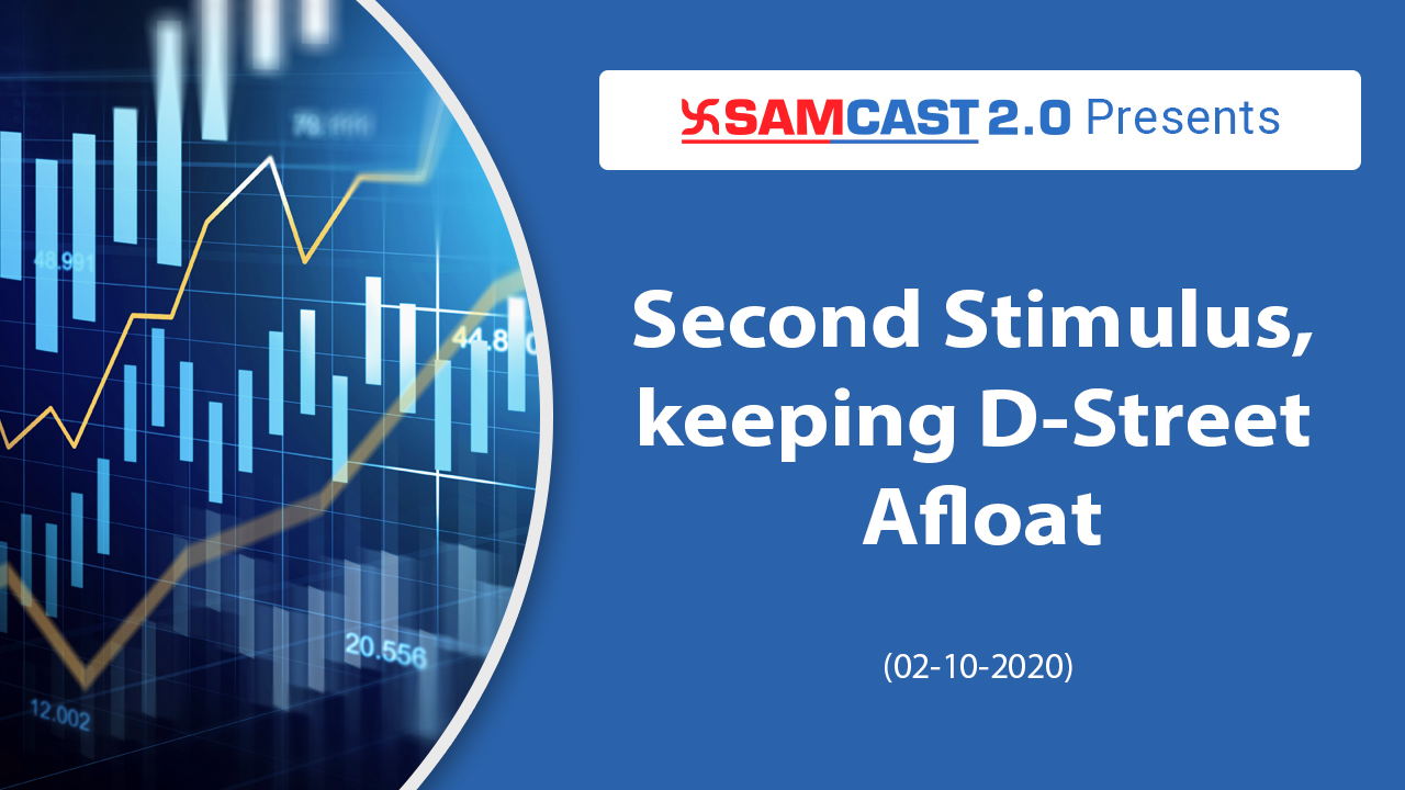 Second Stimulus, Keeping D-Street Afloat