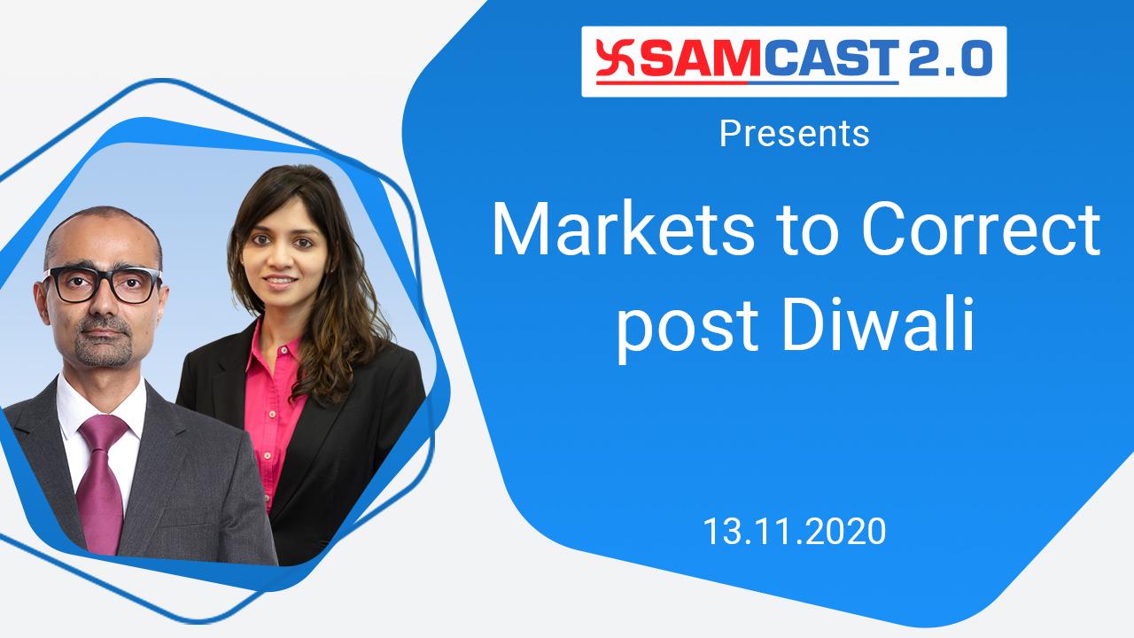 Markets to Correct post Diwali