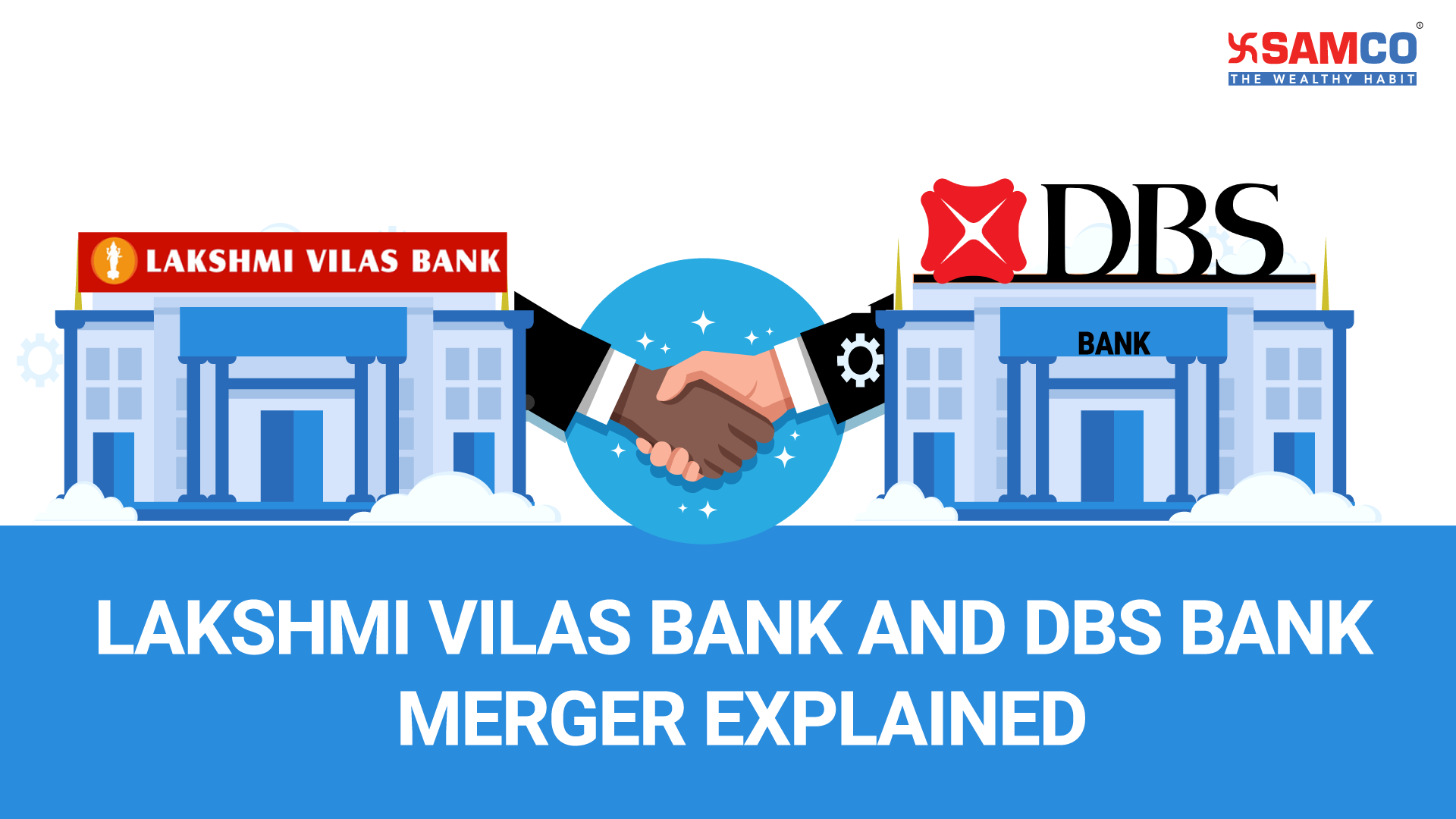 Lakshmi Vilas Bank and DBS Bank Merger Explained